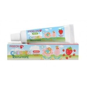 Buy Pigeon Children Toothpaste (Strawberry) - Nykaa