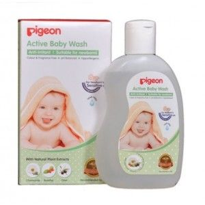 Buy Pigeon Baby Wash - Nykaa