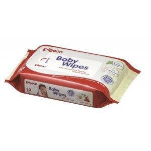 Buy Pigeon Baby Wipes, Chamomile & Rosehip Organic Extracts - Nykaa