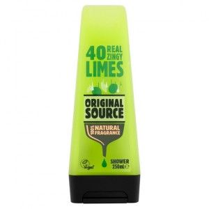 Buy Original Source Lime Shower Gel - Nykaa