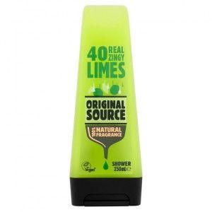 Buy Original Source Lime Shower Gel - Nykaa