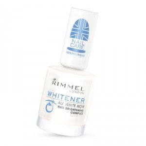 Buy Rimmel London Whitener All White Now Nail Brightening Complex - Nykaa