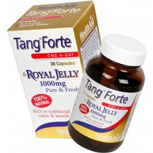 Buy HealthAid Tang Forte - Royal Jelly 1000mg - Nykaa