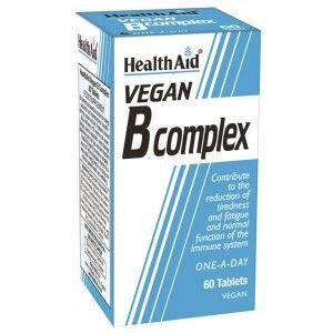 Buy HealthAid Vegan B Complex - Nykaa