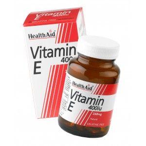 Buy HealthAid Vitamin E 400iu - D-Alpha Tocopherol - Nykaa