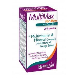 Buy HealthAid MultiMax for Men - Nykaa