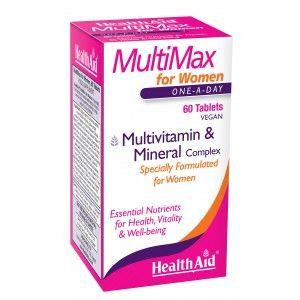Buy HealthAid MultiMax for Women - Nykaa