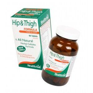 Buy HealthAid Hip & Thigh Formula - Nykaa