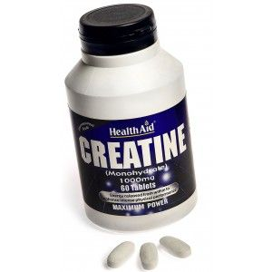 Buy HealthAid Creatine 1000mg - Monohydrate - Nykaa