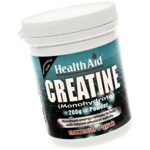 Buy HealthAid Creatine - Monohydrate Powder - Nykaa
