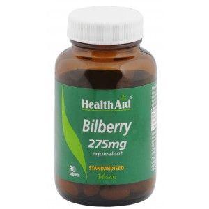 Buy HealthAid Bilberry - Nykaa