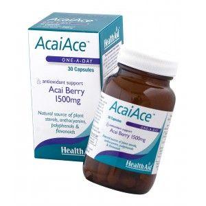 Buy HealthAid Acai Ace 1500mg - Acai Berry - Nykaa