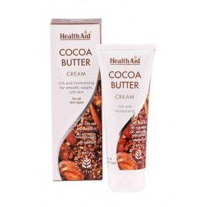 Buy HealthAid Cocoa Butter Cream - Nykaa