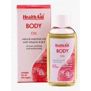 Buy HealthAid Body Oil - XM - Nykaa