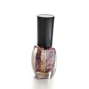 Buy Makeup Revolution Glitter Nail Polish - Nykaa