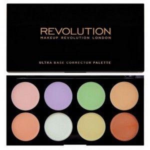 Buy Makeup Revolution Ultra Base Corrector Palette - Nykaa