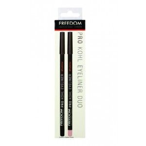 Buy Freedom Pro Kohl Liner And Brighten Duo - Nykaa