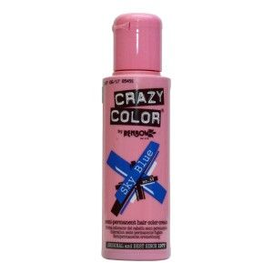 Buy Crazy Color Semi Permanent Hair Color Cream - Nykaa