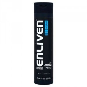 Buy Enliven Mens Original 2 in 1 Shampoo and Conditioner - Nykaa