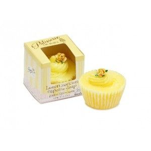 Buy Patisserie de Bain Lemon Bon Bon Cupcake Soap  - Nykaa