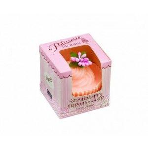 Buy Patisserie de Bain Strawberry Cupcake Cupcake Soap  - Nykaa