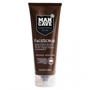 Buy ManCave Face Scrub - Nykaa