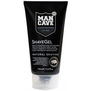 Buy ManCave Shave Gel - Nykaa