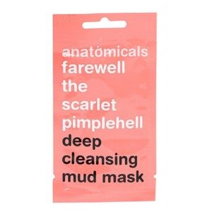 Buy Anatomicals Deep Cleansing Mud Mask - Nykaa
