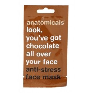 Buy Anatomicals Anti - Stress Face Mask - Nykaa