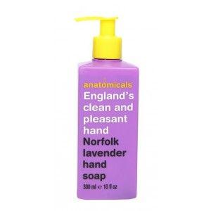 Buy Anatomicals Norfolk Lavender Hand Wash / Soap - Nykaa