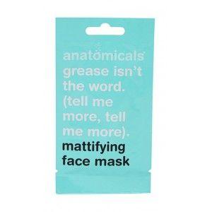 Buy Anatomicals Mattifying Face Mask  - Nykaa