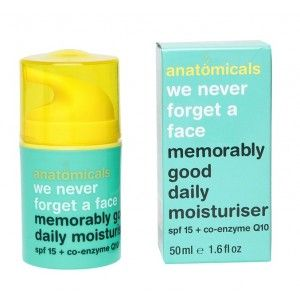 Buy Anatomicals Memorably Good Daily Moisturiser  - Nykaa