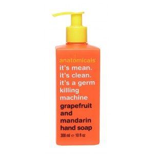 Buy Anatomicals Grapefruit And Mandarin Hand Wash / Soap - Nykaa