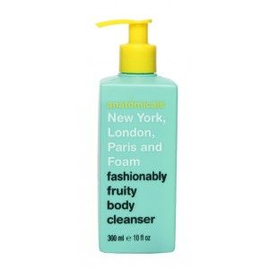 Buy Anatomicals Fashionably Fruity Body Cleanser - Nykaa