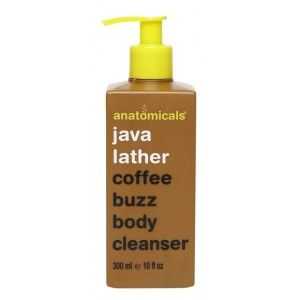 Buy Anatomicals Coffee Buzz Body Cleanser  - Nykaa
