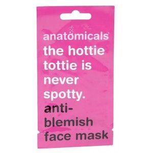 Buy Anatomicals Anti - Blemish Face Mask  - Nykaa