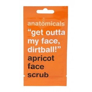 Buy Anatomicals Apricot Face Scrub  - Nykaa