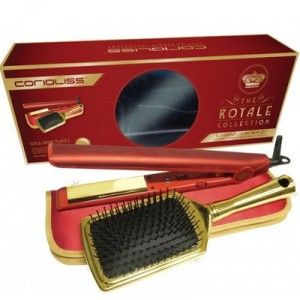 Buy Corioliss C1 Royal Gift Pack Hair Straightener - Nykaa