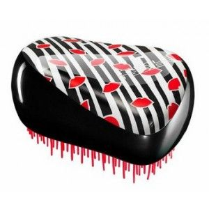 Buy Tangle Teezer Lulu Guinness Compact Styler Detangling Brush - Nykaa