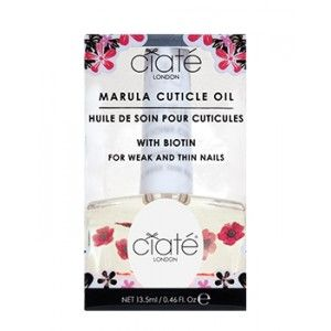 Buy Ciaté London Marula Cuticle Oil - For Weak And Thin Nails - Nykaa