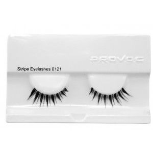 Buy Provoc Stripe Eyelashes 0121 - Nykaa
