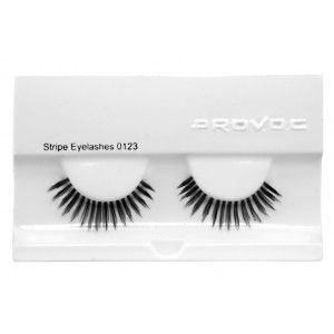 Buy Provoc Stripe Eyelashes 0123 - Nykaa