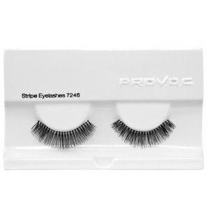 Buy Provoc Stripe Eyelashes 7246 - Nykaa