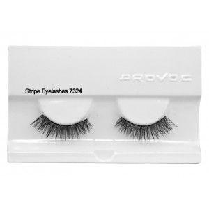 Buy Provoc Stripe Eyelashes 7324 - Nykaa