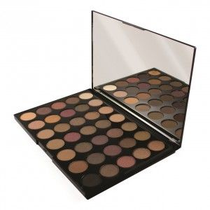 Buy Makeup Revolution Pro HD Amplified 35 Palette - Luxe - Nykaa