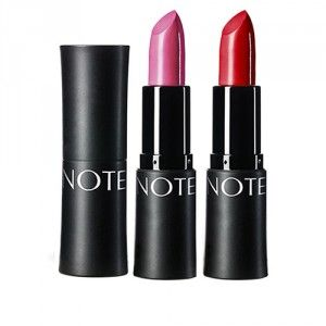 Buy Note Ultra Rich Color Lipstick - 15 Deep Orchide + 17 Kiss Me - Nykaa
