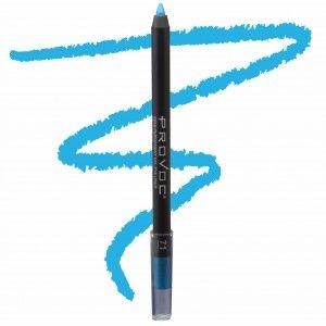 Buy Provoc Semi-Permanent Gel Eye Liner - Nykaa