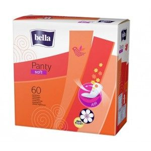 Buy Bella Panty Soft Deo Fresh - 60Pcs - Nykaa