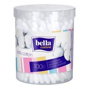 Buy Bella Cotton Buds Round Box A100 - Nykaa
