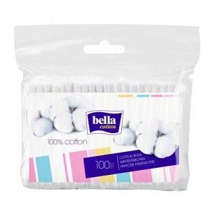 Buy Bella Cotton Buds Foil A100 Pcs - Nykaa